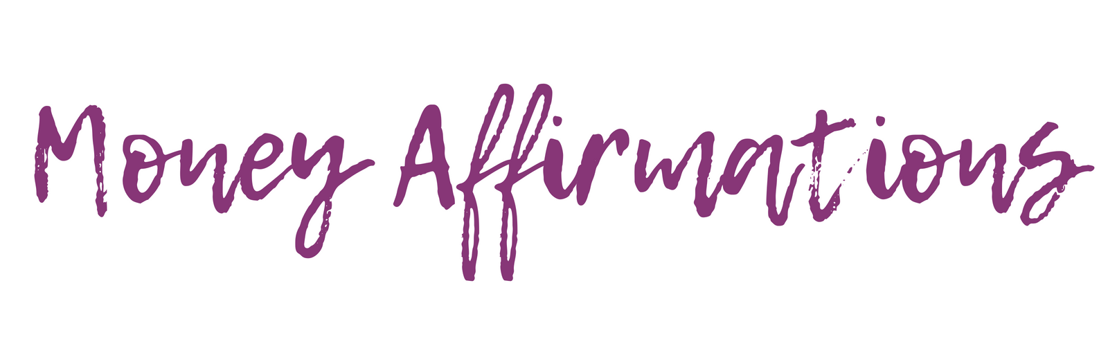 Money Affirmations Logo